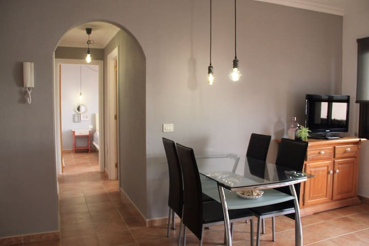 Lovely apartment in Adeje old town.