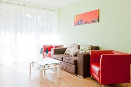 Neue Apartment am Messezemtrum - 纽伦堡 - 公寓