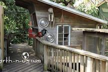 Farm deck