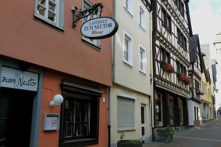 living romantically in the old town - Linz am Rhein