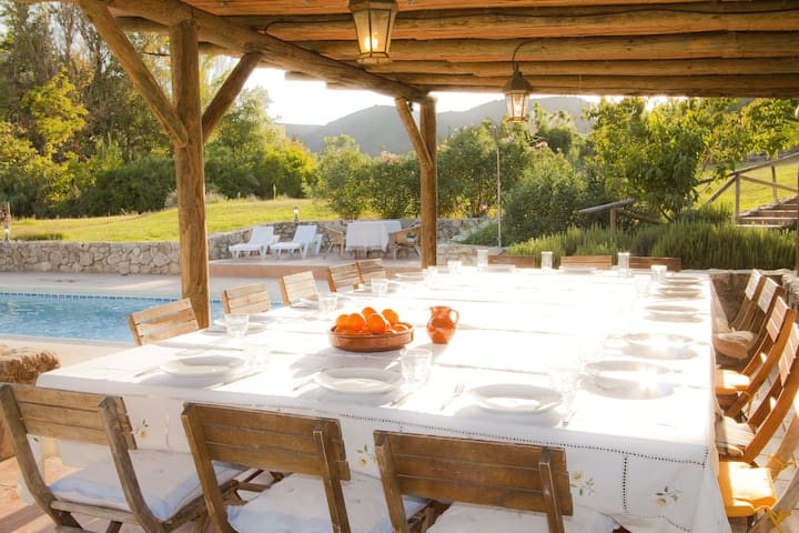 Beautiful country villa, Andalucia - Villanueva de Tapia