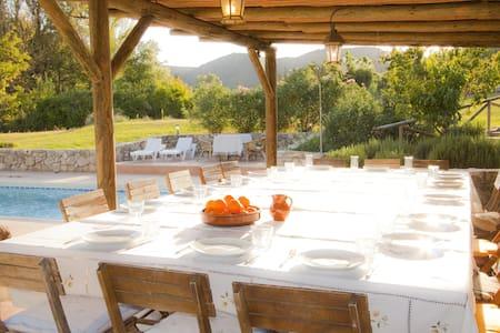 Beautiful country villa, Andalucia - Villanueva de Tapia - Ev