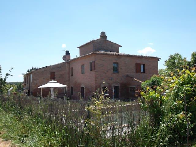 Apartament in tipical Toscany casol - Montepulciano - Lägenhet