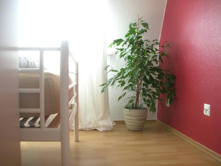 High comfort 7.5 in. (~ 19 cm) mattress