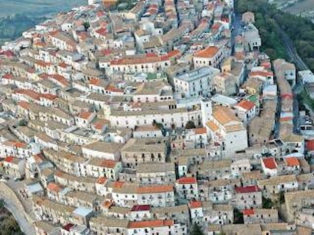 Casa con vista in Basilicata