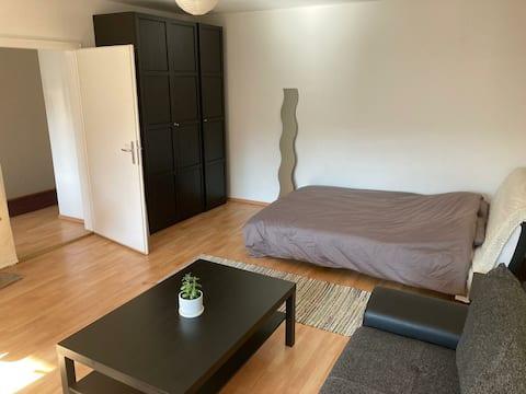 Cozy 1 Room Studio Apartment Balcony near Center