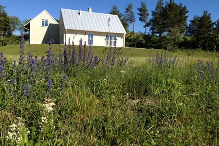 Genuine architect-designed house - Gotland Municipality - Casa