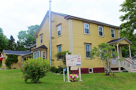Bay of Fundy Inn on Brier Island