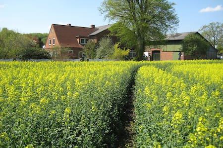 Heidehof am Heidberg (Resthof) - Ascheffel - House