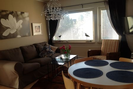 Cozy and peaceful 3 bedroom apart - Turku - Apartment