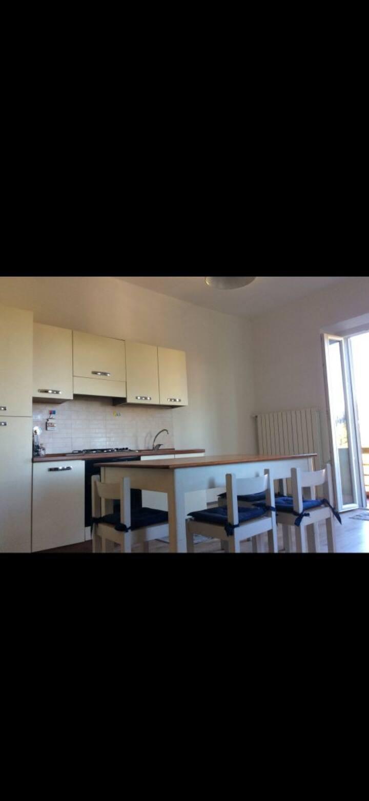 Grazioso appartamento ristrutturato