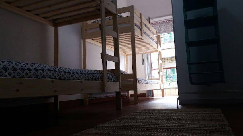 Good bed in Santa Catarina - Porto - Hostel