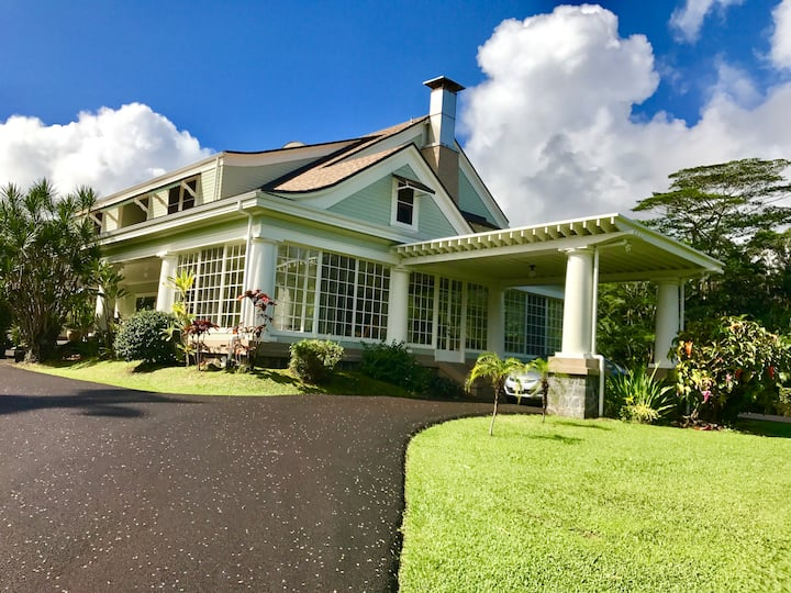 The Hilo House on Reed's Island