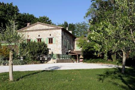 Chambres d'hôtes La Magnanerie en Drôme Provençale - Sauzet