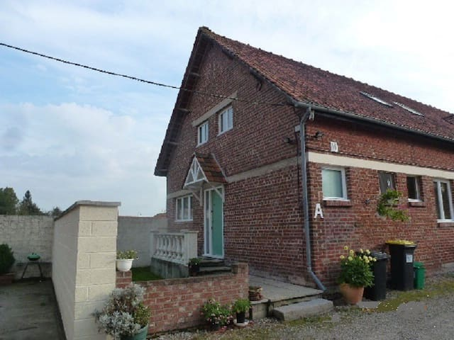 The Longhouse - Beaurainville - Beaurainville - House