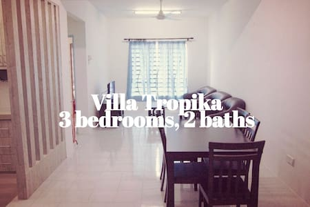 Villa Tropika Apartment at Kajang/Bangi
