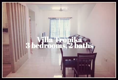 Villa Tropika Apartment at Kajang/Bangi