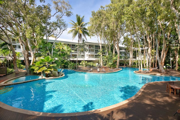 Drift Palm Cove 2 Bed:2 bathroom Resort Escape