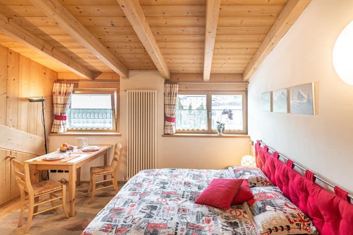 Mansard Val Moena - Dolomites & Alpe Cermis