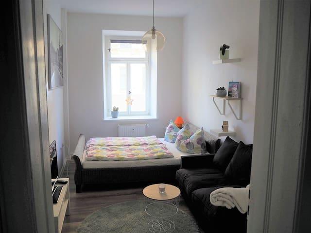 Doppelzimmer+ im kreativen Plagwitz