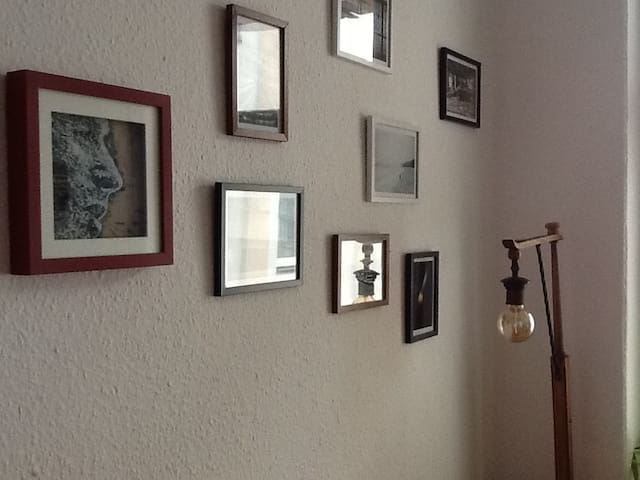 gemütliches Zimmer im Herzen Gera's - Gera - Apartament