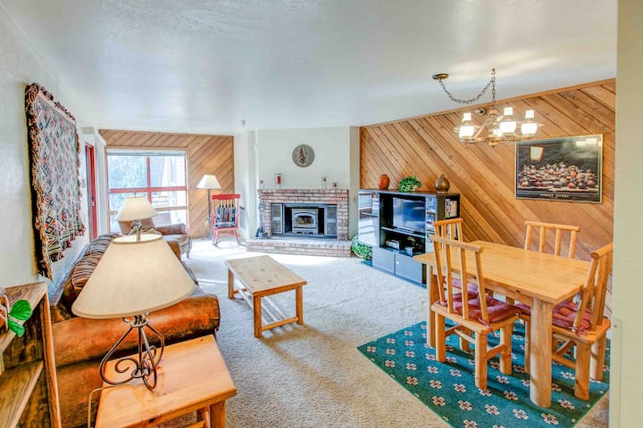 AC316 - Mountain View in Mammoth - Mammoth Lakes - Wohnung