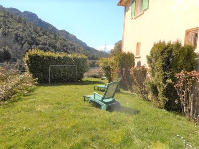 Résidence Teppa 2 Santa Lucia di Mercuriu - Santa-Lucia-di-Mercurio - Allotjament sostenible a la natura