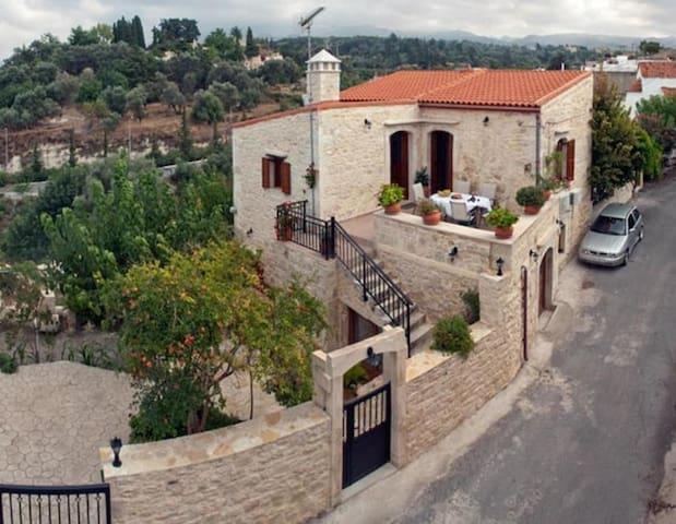 MargaritesStoneHouse - GR - Casa