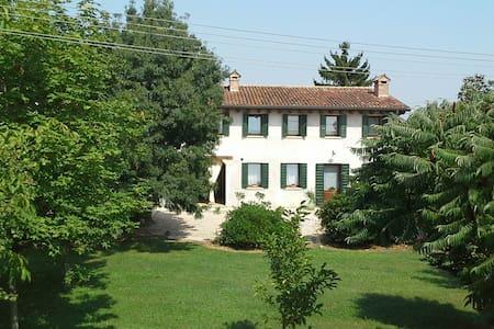 Camera Matrimoniale Agriturismo - Gazzo - Hus