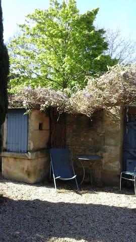 Maison en pierre de Caen. Jardin clos plein sud. - Hérouville-Saint-Clair - Casa