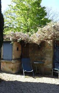 Maison en pierre de Caen. Jardin clos plein sud. - Hérouville-Saint-Clair
