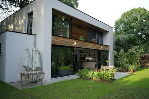 Villa Eikelhof (XL double room with super view )