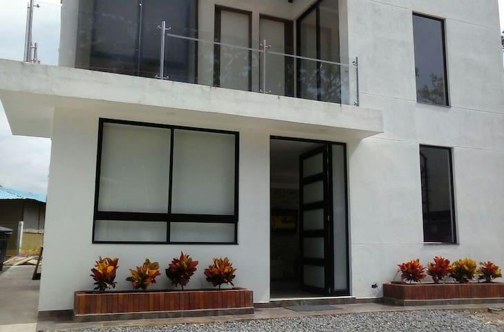 Hermosa casa en villeta capacidad 16 personas - Guaduas - Rumah
