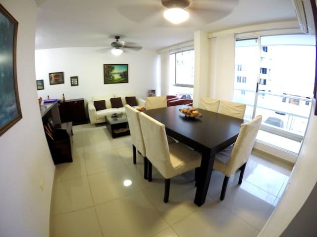 Confort Villa Carolina - Barranquilla - Appartement