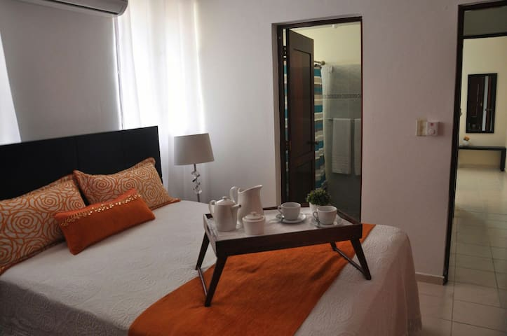 Well located & very nice place just as you need it - Santiago De Los Caballeros - Appartement