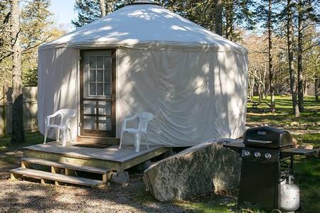 Loon Lodge Yurt