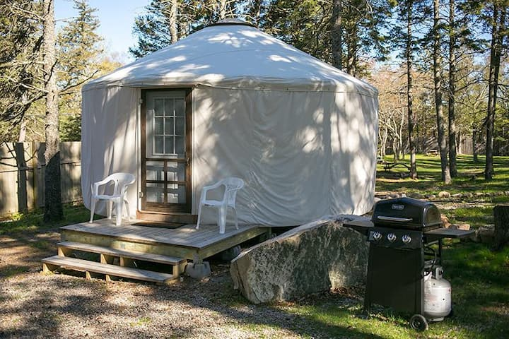 Loon Lodge Yurt