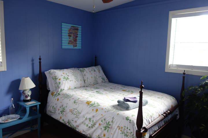 Cozy, Colorful Room in North Jackson - Jackson