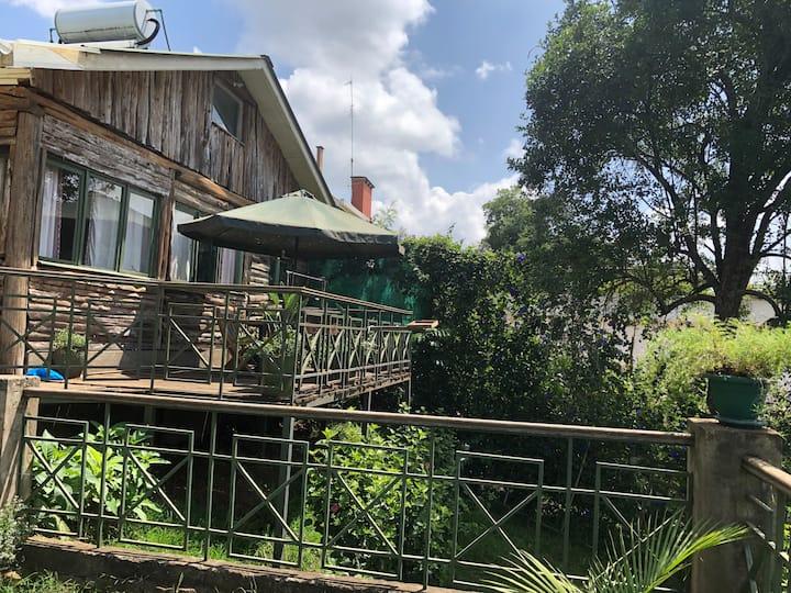An Irish welcome in Karen - Hill Cottage