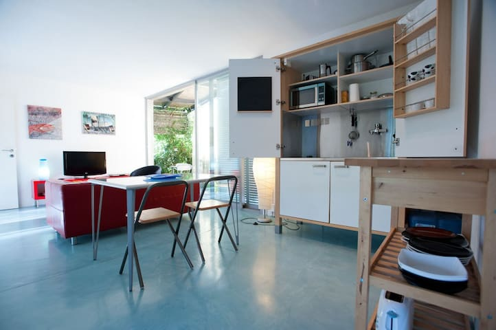 Blue apartment - Espartinas - Appartement