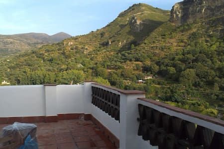 CasaRio, vistas increibles! a 20min deSierraNevada - Quéntar