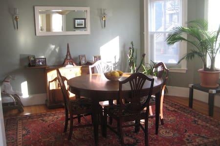 Private room in Boston - Lägenhet