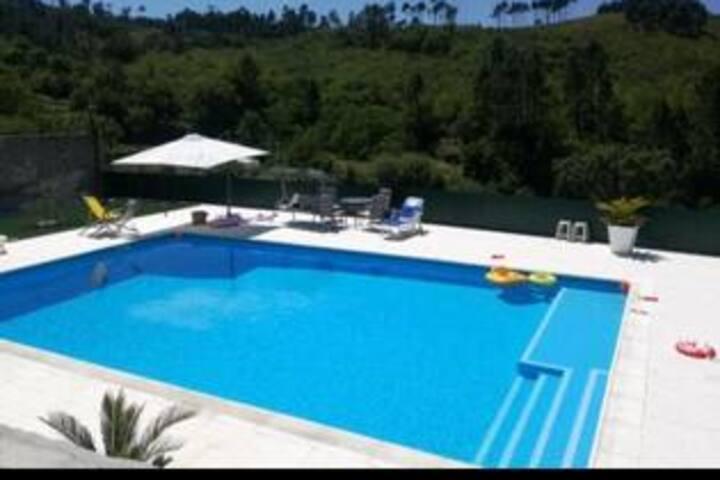 Casa rio & piscina
