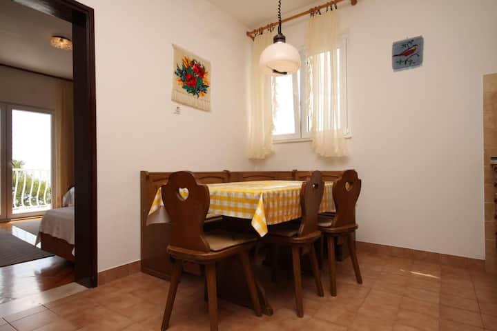Two bedroom apartment near beach Brist, Makarska (A-505-a)