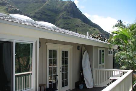 Beach home in paradise - Kaaawa - Pis
