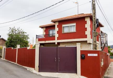 Casa ABANERO en Coruxo Vigo al lado de la playa