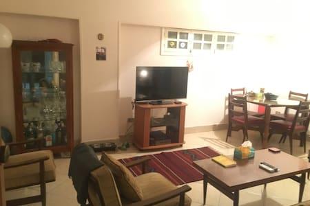 One bedroom apartment in Zamalek - Mohammed Mazhar - Apartmen