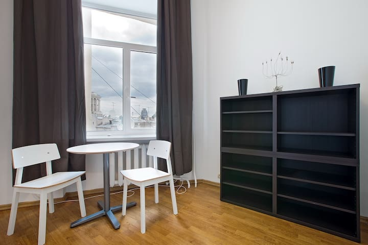 Stylish 1bedroom on Pushkinskaya