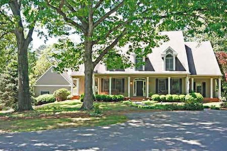 5BR/4.5BA/Pool-Country Estate - 10 mins from UVA - Charlottesville - House