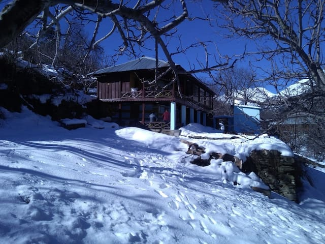 Himalayan Village Stay in Harsil Room II